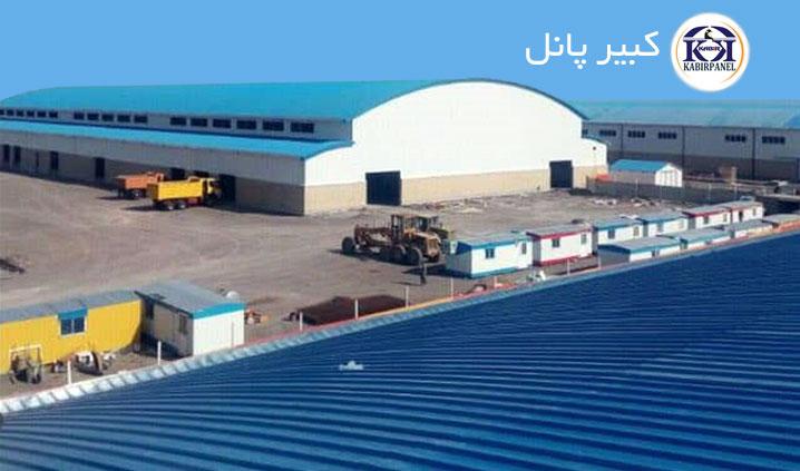 شرکت کبیر پانل - تهران، منطقه 2، سعادت آباد - 260717