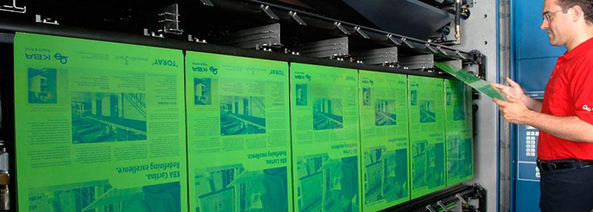 امروزه متداولترین نوع چاپ روشی است که به افست لیتوگرافی معروف است و معمولا بهطور مخفف به آن افست لیتو گفته میشود.