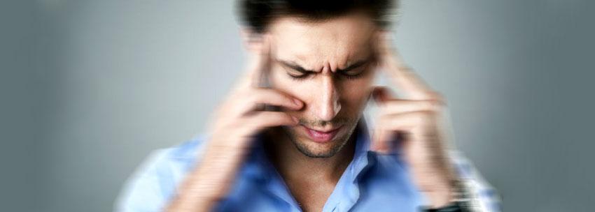 اگر حس می کنید که محیط اطرافتان در حال چرخیدن است و تعادل ندارید به بیماری سرگیجه مبتلا هستید.