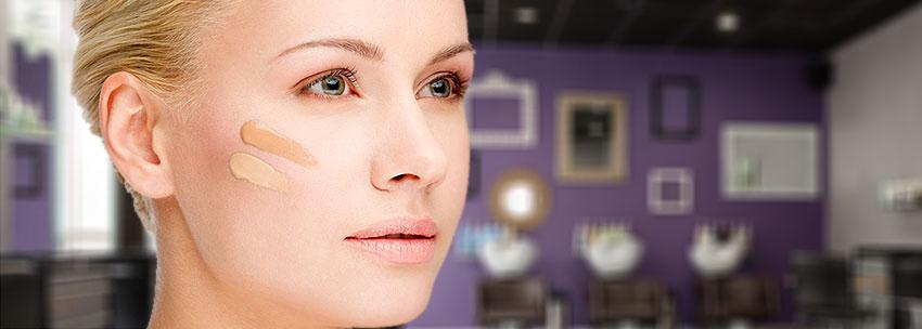 از آنجایی از لوازم آرایش مربوط به چهره بیشتر استفاده میکنید، بهتر است تمام طیفها و فرمولهای مختلف را امتحان کنید.